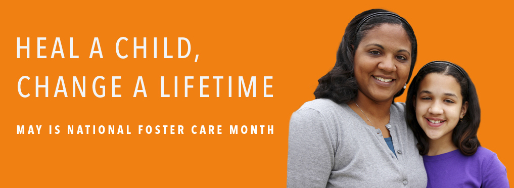 2015 National Foster Care Month